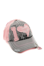 Cattlelac Cowgirl & Co. Cattlelac Baseball Hats - Front cropped