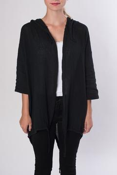 Shoptiques Product: Casual Hooded Jacket