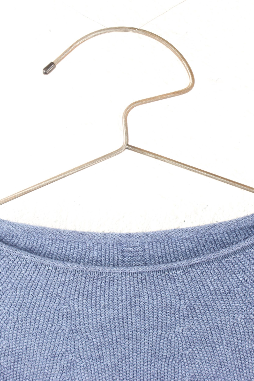 Catwalk High Neck Sweater - Side Cropped Image