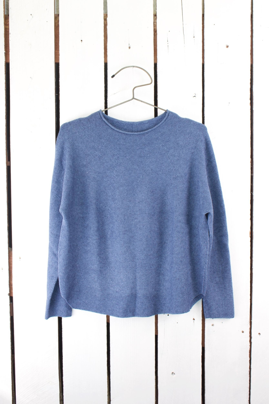 Catwalk High Neck Sweater - Main Image