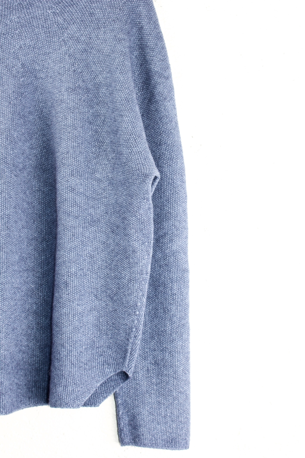 Catwalk High Neck Sweater - Front Full Image