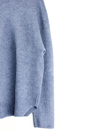 Catwalk High Neck Sweater - Front full body