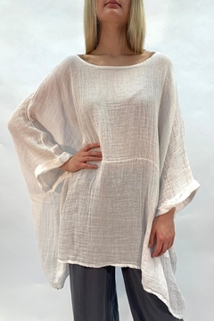 Catwalk Long Knit Top - Product List Image