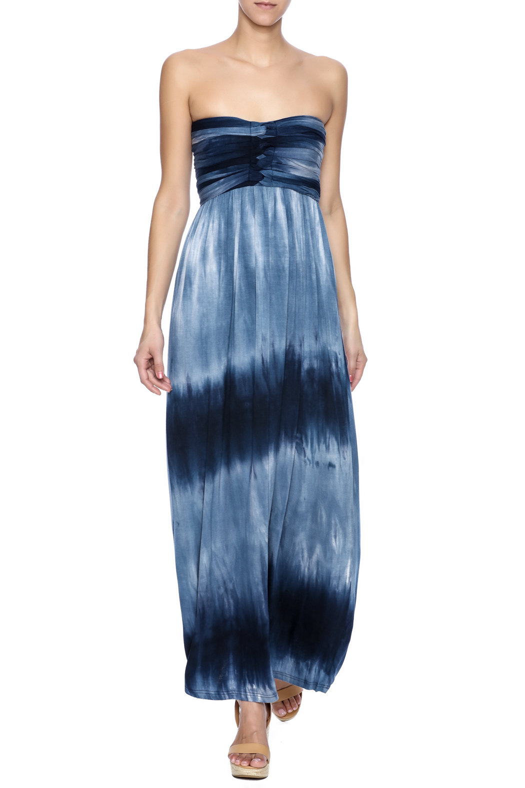 Catwalk Studio Tie Dye Maxi from California by Euphoria ...