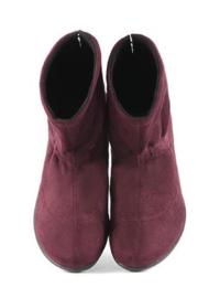 Bussola  Catya Suede Bootie - Product Mini Image