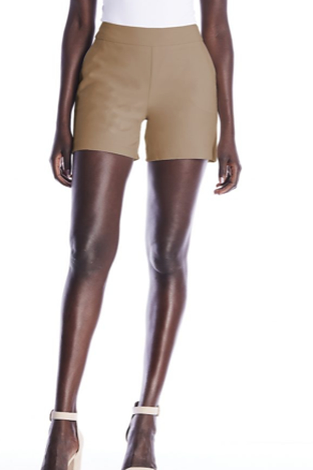 I Love Tyler Madison Cavalli Short - Front Cropped Image