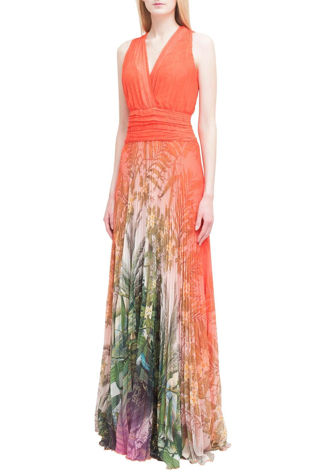 Cavalli Class Tropical Evening Gown from Marylebone by Alberre ...