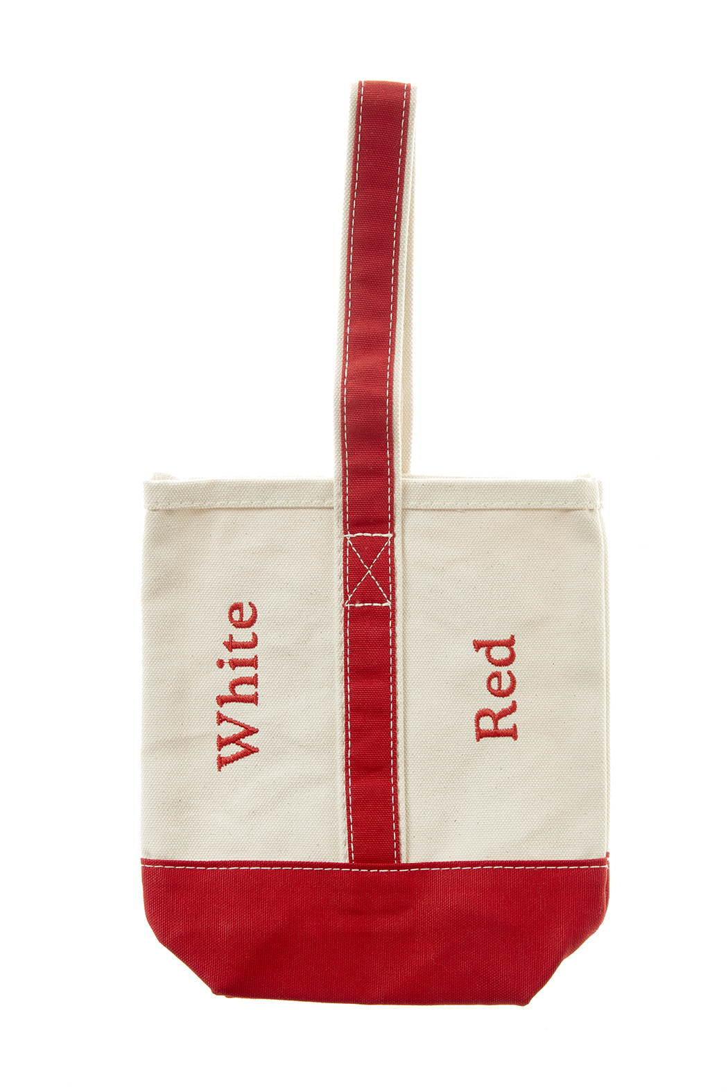 CB Station Wine Tote - Front Cropped Image