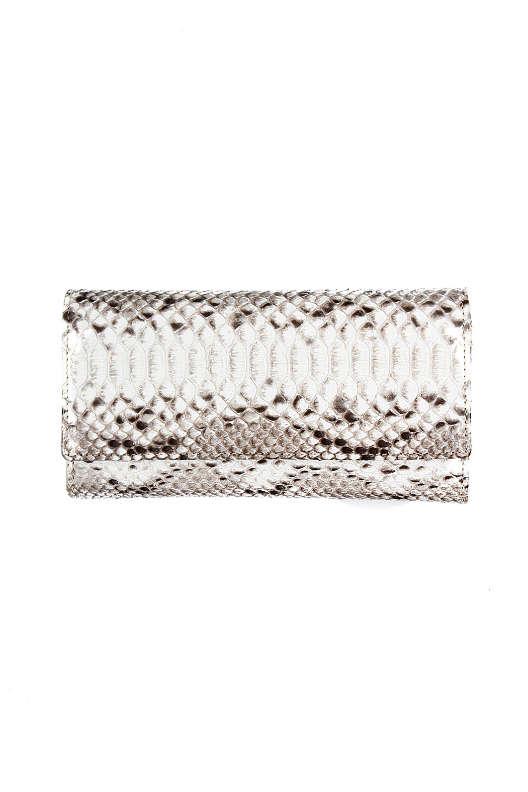 W.H. Petronela Python Wallet - Front Cropped Image