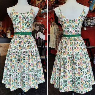 Shoptiques Nesting Dolls Dress