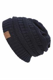 C.C. Beanie Navy - Product Mini Image