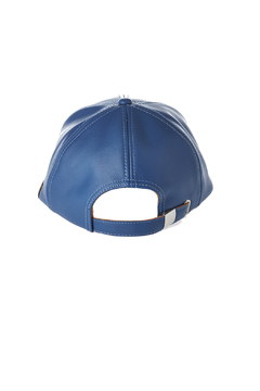 C.C. Faux Leather Baseball Cap - Alternate List Image