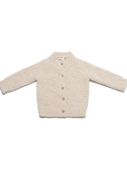 Barefoot Dreams CC Infant Heathered Cardi - Product Mini Image