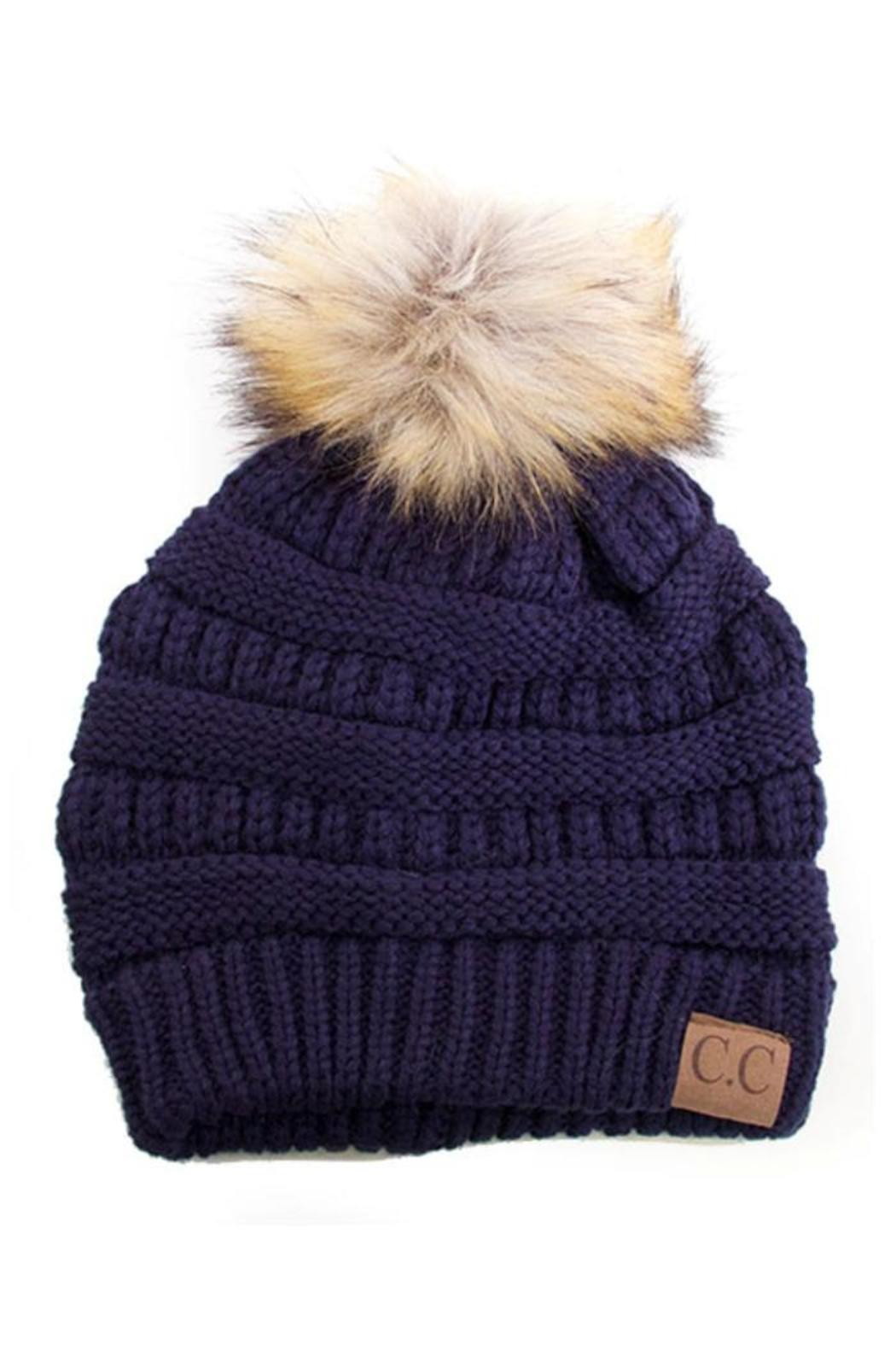 C.C. Navy Beanie from Minneapolis by StyleTrolley — Shoptiques 0dcd5f55cdc
