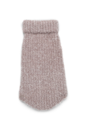 The Birds Nest CC RIBBED PET SWEATER - Front full body