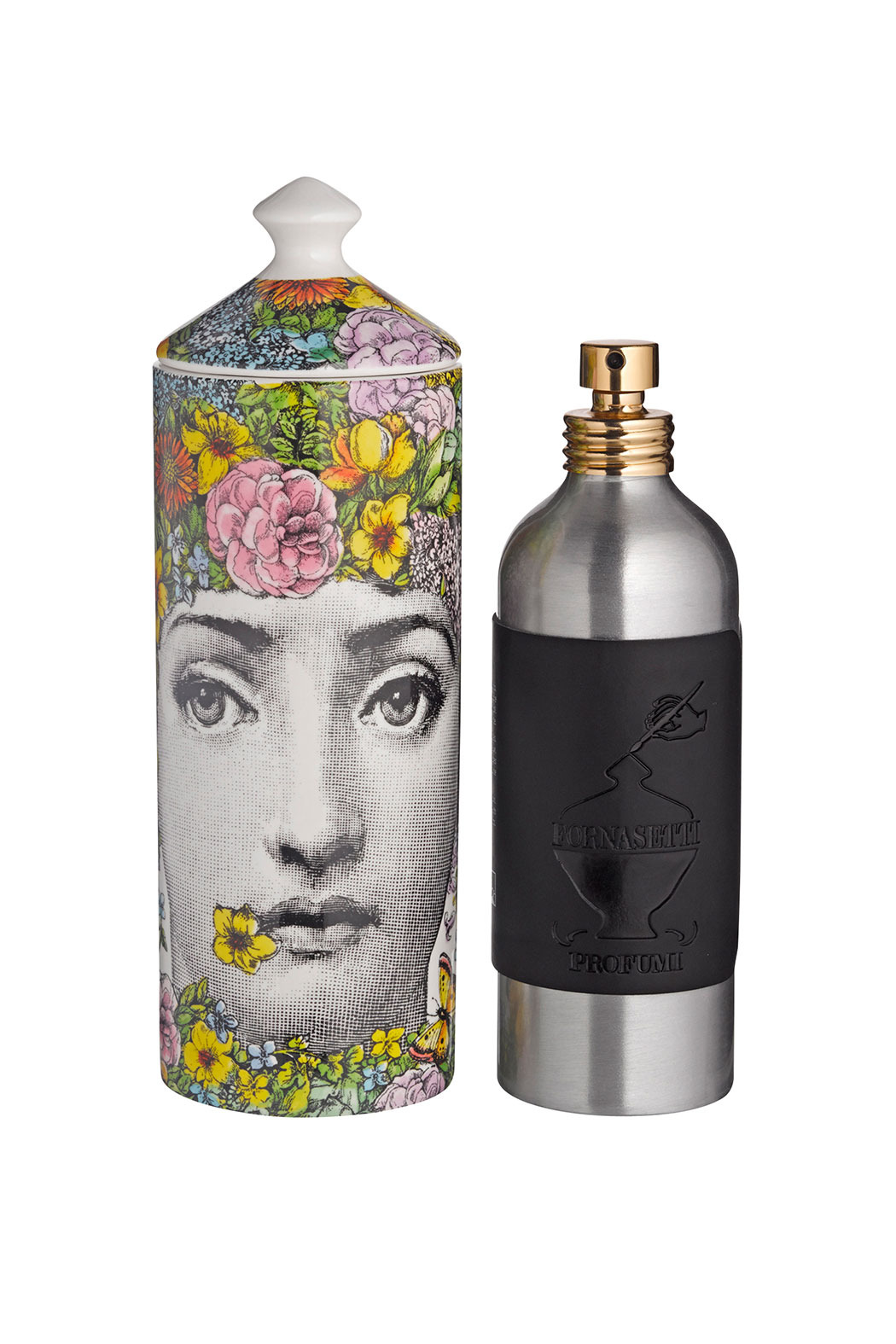 Fornasetti Flora Room Spray - Front Cropped Image