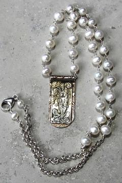 Lily Chartier Pearls Mermaid And Pearls - Alternate List Image