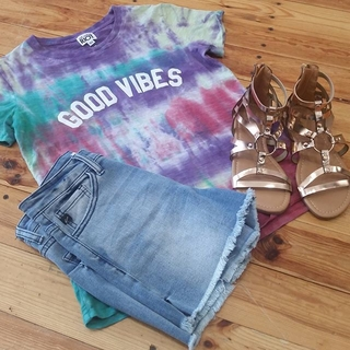 Shoptiques Product: Good Vibes Tee