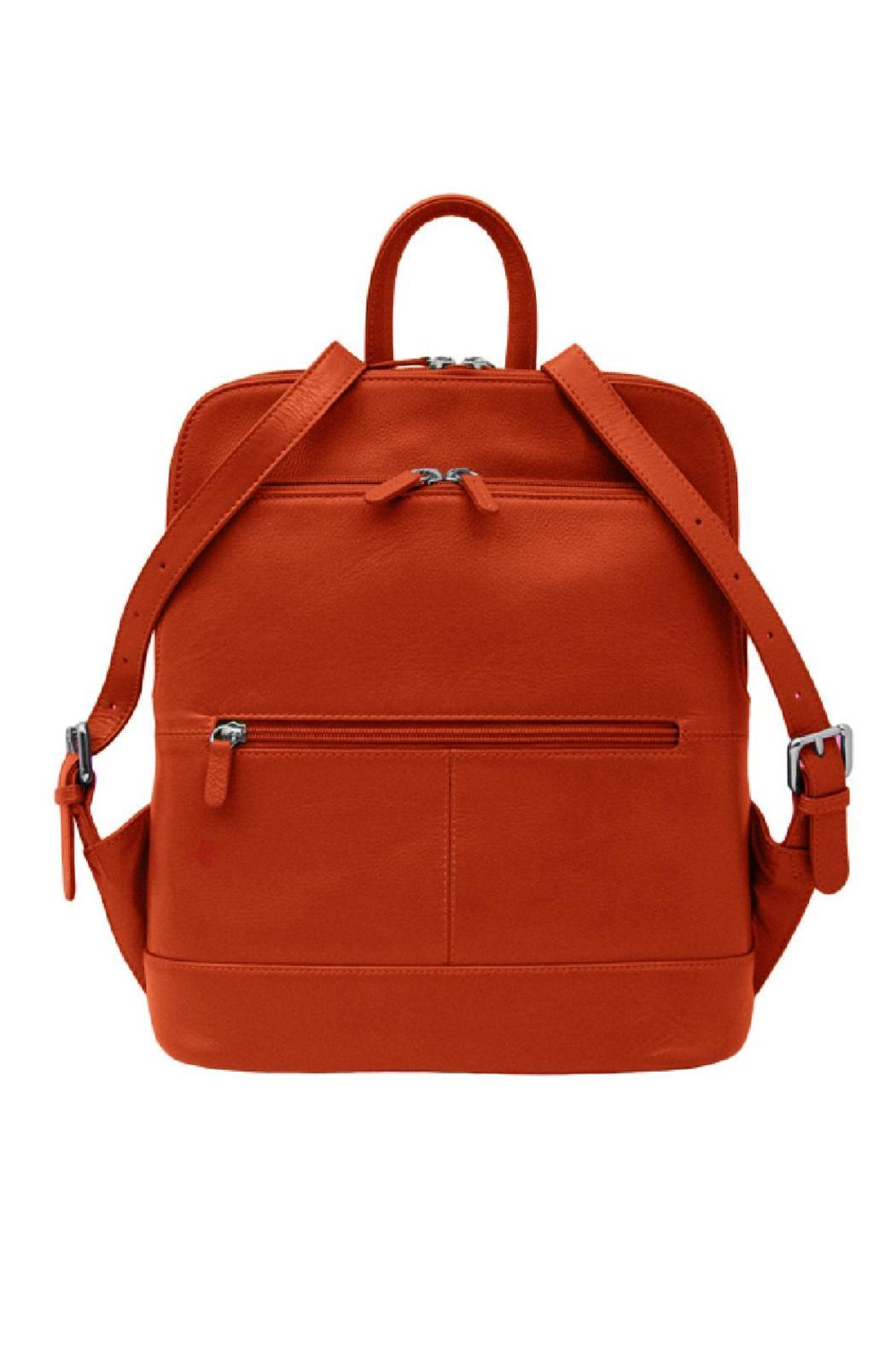 los angeles good quality brand new ILI Leather Backpack Handbag from Columbus by Audacious ...