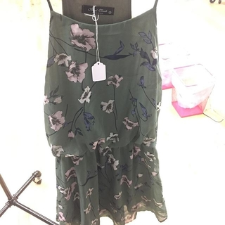 Final Touch Floral Print Dress - Instagram Image