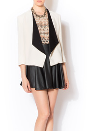 Shoptiques Product: Alice + Olivia Draped Blazer