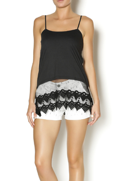 Shoptiques Product: Lace Bottom Camisole