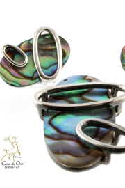 CDO  Abalone Sterling Set - Product Mini Image