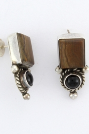 CDO  Black Onyx Earrings - Product Mini Image