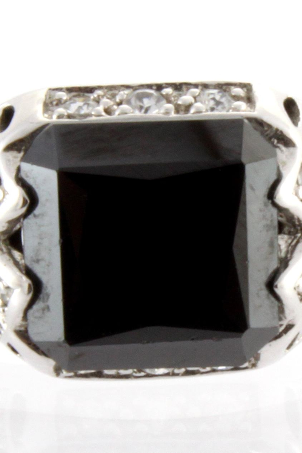 CDO  Black Onyx Ring - Front Cropped Image