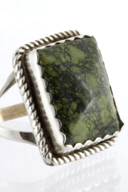 CDO  Jasper Ring Sterling - Side cropped