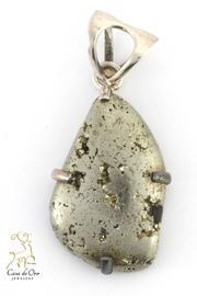 CDO  Pyrite Pendant - Product Mini Image