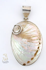 CDO  Sterling Shell Pendant - Product Mini Image