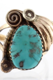 CDO  Sterling Turquoise Ring - Product Mini Image