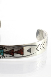 CDO  Turquoise Coral Bracelet - Side cropped