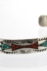 CDO  Turquoise Coral Bracelet - Front cropped