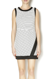Olive + Oak White Stripes Dress - Product Mini Image