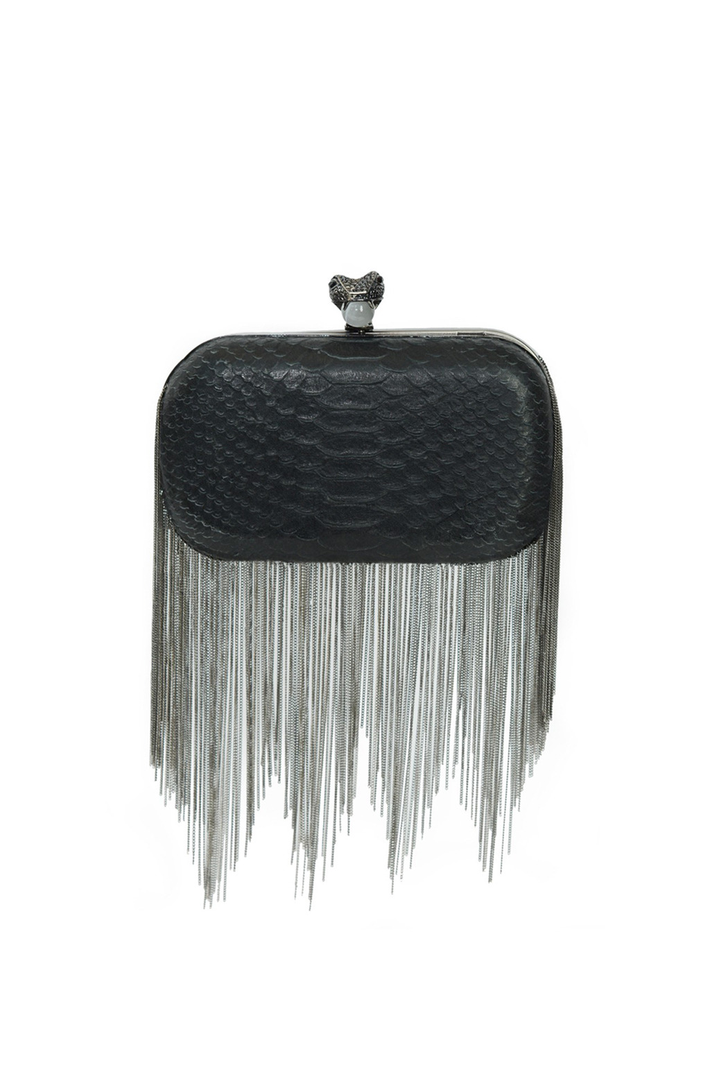 House of Harlow 1960 Jude Clutch - Front Cropped Image