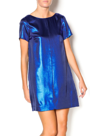 Cece by Cynthia Steffe Metallica Dress - Product Mini Image