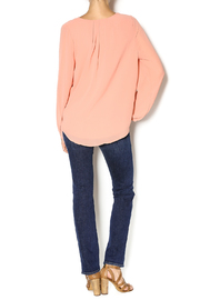 Cecico Ginger Crossover Blouse - Side cropped