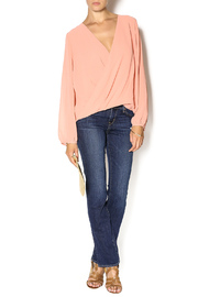 Cecico Ginger Crossover Blouse - Front full body
