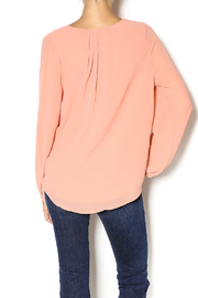 Cecico Ginger Crossover Blouse - Back cropped