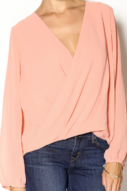 Cecico Ginger Crossover Blouse - Other