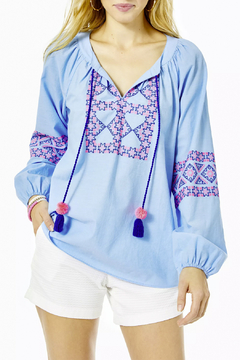 Lilly Pulitzer Cecile Tunic Top - Product List Image