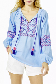 Lilly Pulitzer  Cecile Tunic Top - Product Mini Image