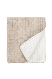 Indaba Cecily Quilted Throw - Product Mini Image