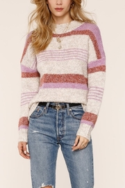 Heartloom Cecily Stripe Sweater - Product Mini Image