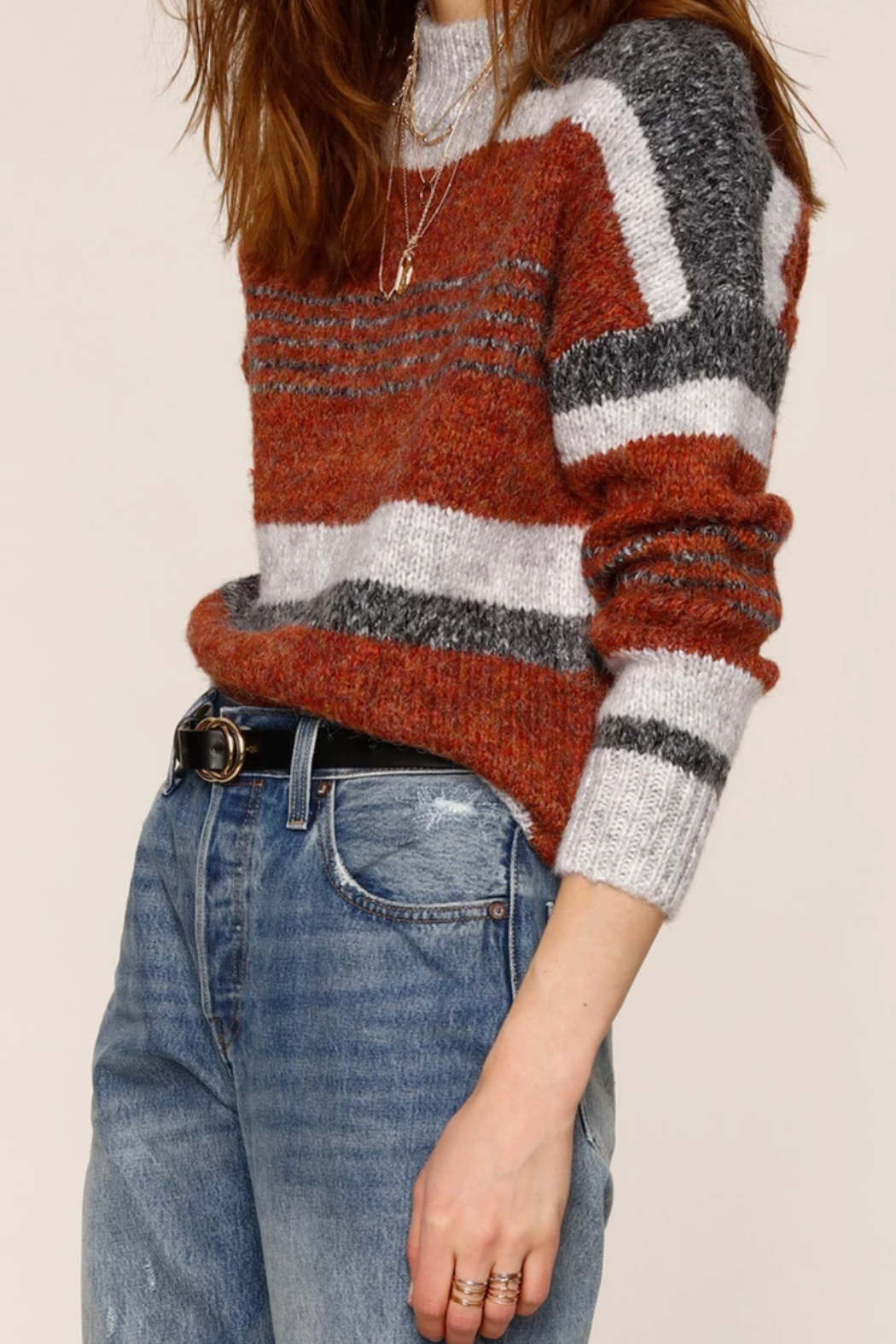 Heartloom Cecily Sweater - Side Cropped Image