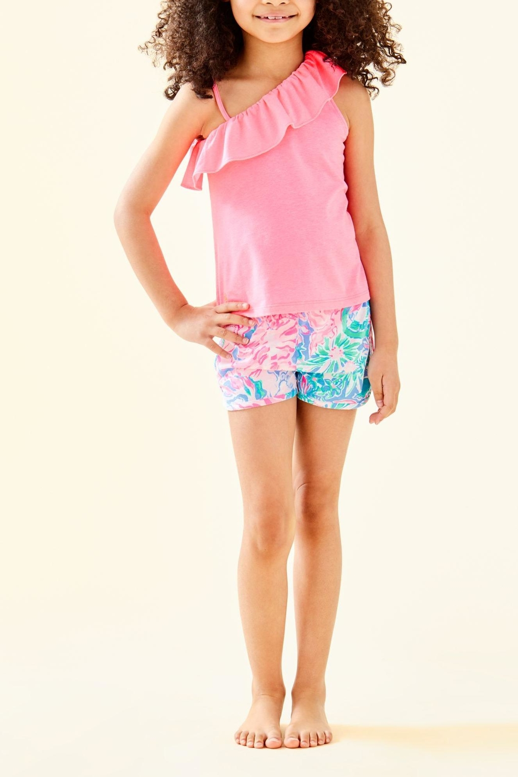 Lilly Pulitzer Ceclie Short - Side Cropped Image