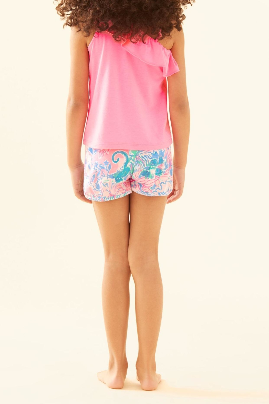 Lilly Pulitzer Ceclie Short - Back Cropped Image