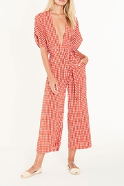 Faithfull The Brand Cedric Jumpsuit - Product Mini Image